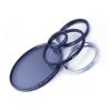 B & W B+W cirkuláris polárszűrő S03 - egyszeres felületkezelés - F-pro foglalat - 49 mm