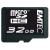 Emtec 32 GB microSD memóriakártya + adapter EMTEC Class 10