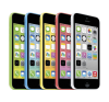 Apple iPhone 5c 16GB mobiltelefon