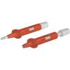 MultiContact Mérőhegy 4 mm-es banán aljzattal, CAT IV 1000V, piros, MultiContact XSAP-4