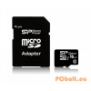 Silicon Power 16GB Micro Secure Digital Card UHS-I Superior + SD adapter CL10