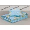 Kék kutyusos bébi/baba 2 részes ágyneműhuzat garnitúra, 70x90 + 30x40 cm - Naturtex