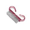 Moonbasanails Mini portalanító kefe erős szőrrel pink