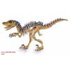 3D Velociraptor dinoszaurusz puzzle összerakós kreatív játék.