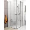 Ravak Chrome CRV2-90 Szatén+Transparent zuhanykabin (1 oldal)