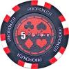 Buffalo Kerámia póker zseton 5 pro-poker