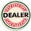 Buffalo Dealer Zseton