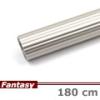Fantasy karnis rúd hosszbordás - nikkel - 180 cm