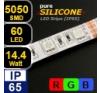 LED szalag PureSilicone kültéri (5050-060) - RGB Legerősebb! világítás