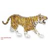 3D Tigris puzzle összerakós kreatív játék.