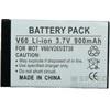 utángyártott Motorola V525 900mAh Li-ion akku