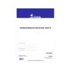 VICTORIA Nyomtatvány, munkavédelmi oktatási napló, 40 oldal, A4, VICTORIA