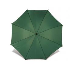 Összecsukható esernyő, zöld