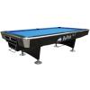 Buffalo Pro II black zsebes pool biliárd asztal 8ft