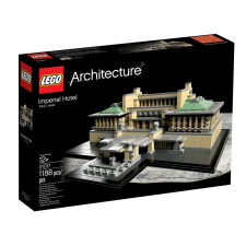 LEGO Architecture 21017 - Imperial Hotel lego