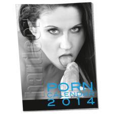 -- Pornó naptár 2014 naptár, kalendárium
