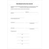 VICTORIA Nyomtatvány, tűzvédelmi oktatási napló, 40 oldal, A4,