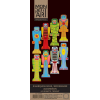 Mon Petit Art Robotok könyvjelző 8 db-os