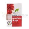 Dr. Organic Pomegranate Szappan 100 g