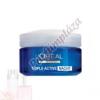 L'oréal Triple Active Éjszakai krém 50 ml