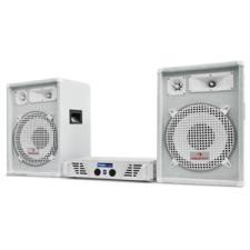 """Electronic-Star DJ és PA szett """"Arctic Winter"""" a White Star szériából 1200W dj felszerelés"""