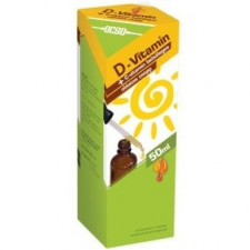 Ocso D-vitamin csepp  - 50 ml vitamin