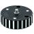 Manfrotto 120-38 Tripod adapater 3/8M-3/8F