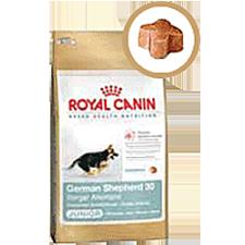 Royal Canin German Shepherd Junior 12kg kutyaeledel