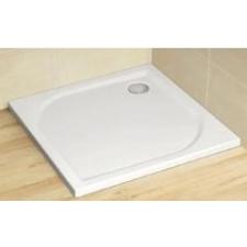 Radaway Delos C/akryl zuhanytálca 100*100 kád, zuhanykabin