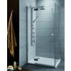 Radaway Almatea KDJ aszimmetrikus zuhanykabin 100x100