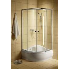 Radaway Premium A 1700/zuhanykabin tálca nélkül 90*90, króm profillal,többféle mint.bizt.üveggel kád, zuhanykabin