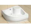 Radaway Korfu A/akryl kád, zuhanykabin