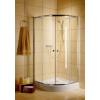 Radaway Premium A/zuhanykabin tálca nélkül 90*90, króm profillal,többféle mintázatú bizt.üveggel