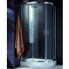 Radaway Premium Plus E1900 aszimmetrikus zuhanykabin 90x80
