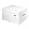 Leitz Archiváló konténer, L méret, újrahasznosított karton, LEITZ Infinity, fehér (E61040000)