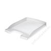 Leitz Irattálca, műanyag, vékony, LEITZ Plus, áttetsző (E52370003)