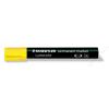 STAEDTLER Alkoholos marker, vágott, STAEDTLER Lumocolor 350, sárga (TS3501)
