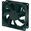 Vízálló ventilátor IP58 12V 0,09A, 80x80x25 mm, RD8025B12L