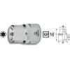 Hazet Torx dugókulcs betét 12,5 mm (1/2) szerszám meghajtás 12,5 mm (1/2) Hazet 900-E10