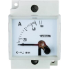 Weigel Beépíthető lágyvasas műszer, ampermérő műszer 10/20A/AC Weigel W35C