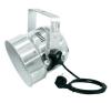 Eurolite RGB LED-es spot lámpa, ezüst, Eurolite PAR-56 51913618 világítás
