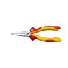 Wiha VDE laposfogó extra hosszú csőrrel, 160 mm, Wiha Professional electric 26732