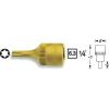 Hazet Torx csavarhúzófej 6,3 mm (1/4), Hazet 8502-T25