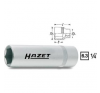 Hazet Dugókulcsfej 13 mm, 6,3 mm (1/4), Hazet 850LG-13 dugókulcs