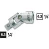 Hazet Univerzális csukló dugókulcshoz 6,3 mm (1/4), Hazet 869X
