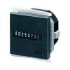 Kübler Üzemóra számláló modul 8 digites 10-30V/DC 0 - 999999.99 h Kübler H57