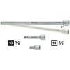 Hazet Billenthető dugókulcs hosszabbító szár 10 mm (3/8) szerszám meghajtás 10 mm (3/8) Hazet 8822-1