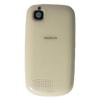 Nokia Asha 201 akkufedél fehér*
