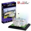 3D puzzle világítós White House