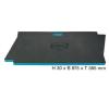 Hazet Szerelő szőnyeg, Hazet 195-5 autójavító eszköz